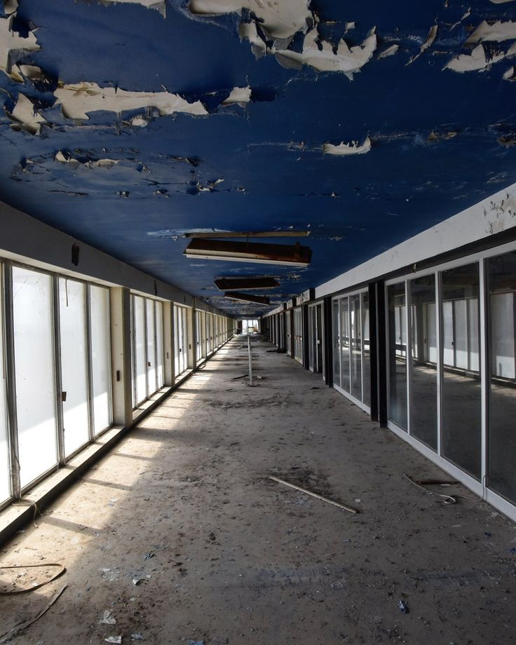 Inside The Abandoned Nicosia International Airport