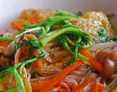 Chicken Hekka recipe (Chicken sukiyaki)