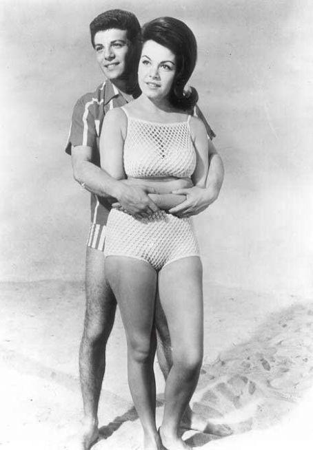 Annette Funicello & Frankie Avalon