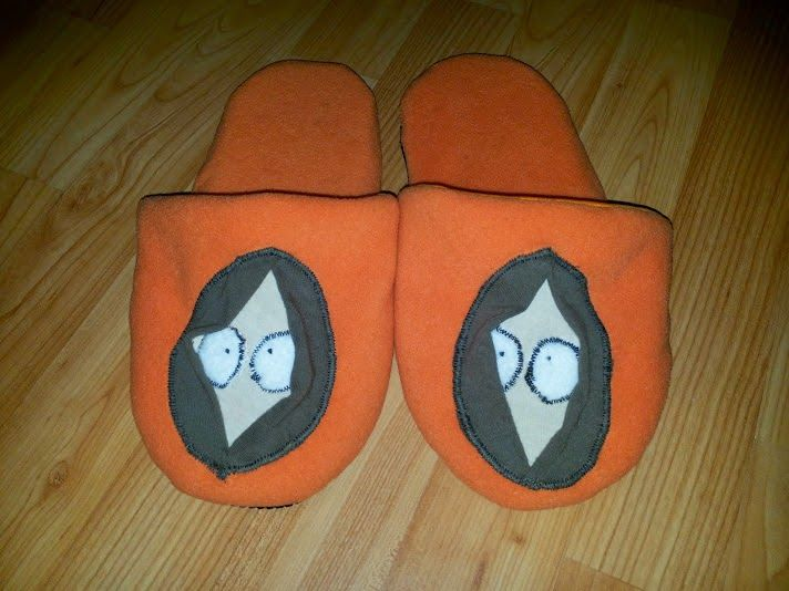 South Park - Kenny bootee