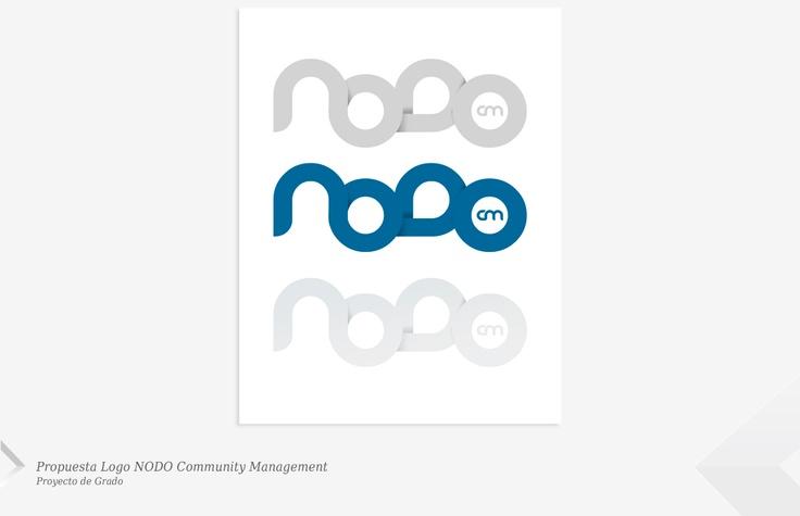 Logo para  NODO Community Management