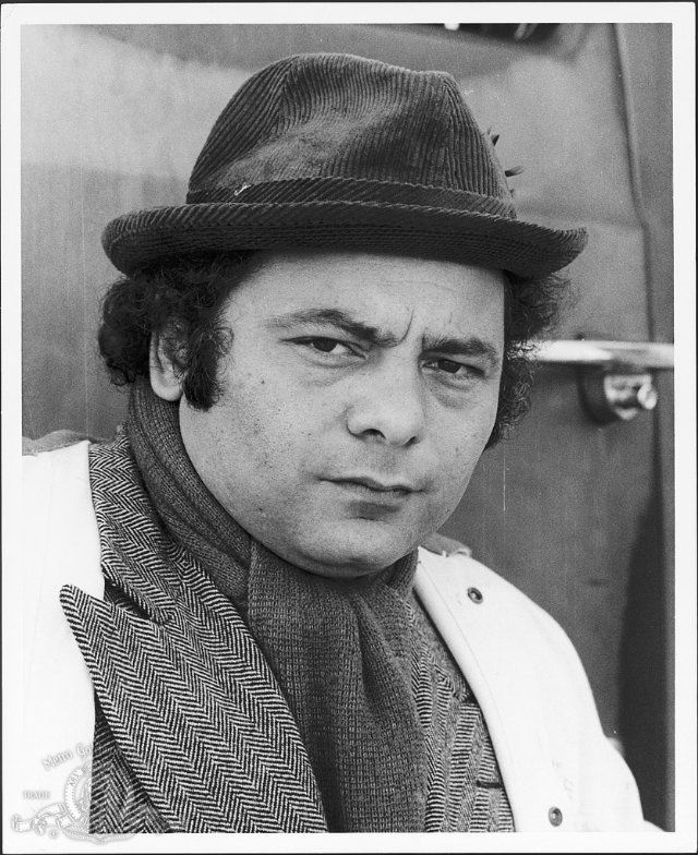 Paulie Pennino (played by Burt Young) in the Rocky movies.