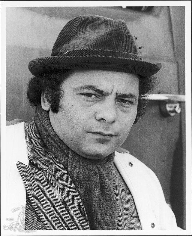 Paulie Pennino (played by Burt Young)