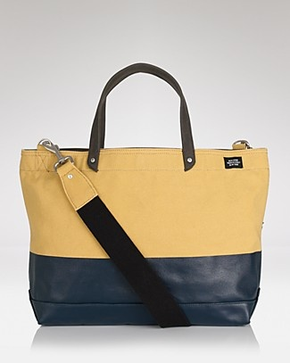 Jack Spade bag. I've been looking for a new bag...