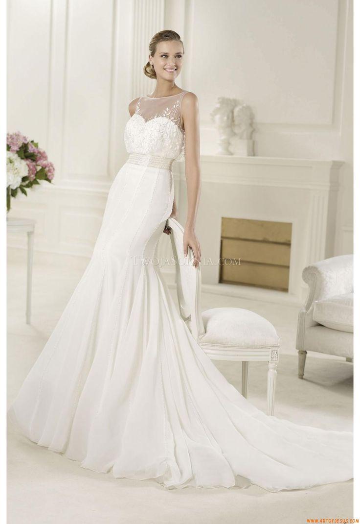 25 besten Brautkleid Bilder auf Pinterest | Wedding dress, Stickerei ...