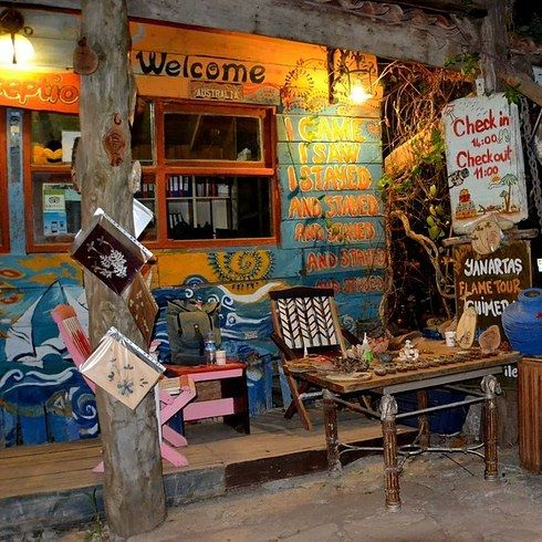 Kadir's Tree Houses, Olympos, Turkey. 19 Incredible Hostels Around The World