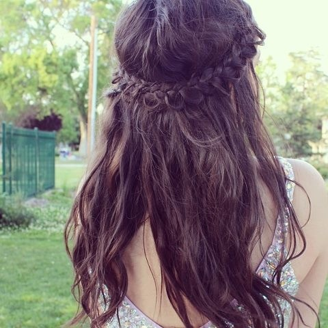 Magnificent 1000 Images About Prom Hair On Pinterest Short Hairstyles Gunalazisus