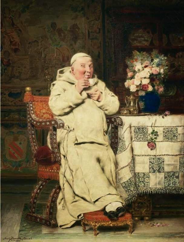 Ώρα για τσάι (1895)