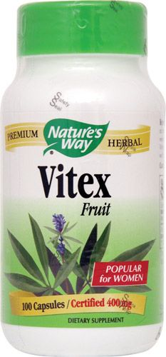 Nature S Way Vitex Fruit Benefits