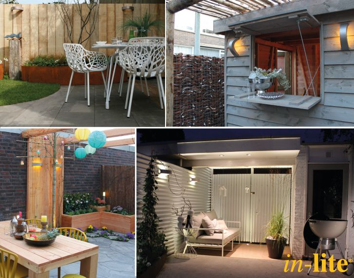 Mix of CURV | Wandlamp | Buitenverlichting | outdoor lighting | Eigen Huis & Tuin | 12volt