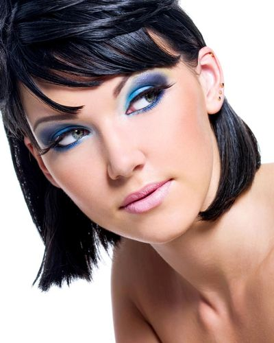 die besten 25+ blaue augen schminken rote haare ideen auf