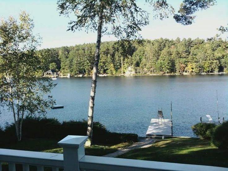 Lake Winnipesaukee Waterfront Cottage - VRBO