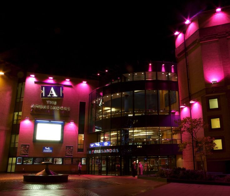 The Ambassadors - Rhoda McGaw Theatre, Woking