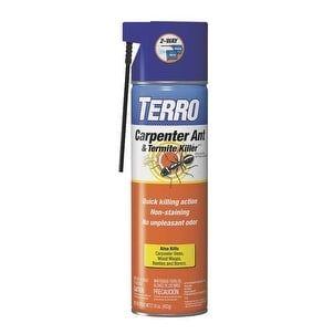 Terro T1900 Carpenter Ant & Termite Killer, 16 Oz, Gardening