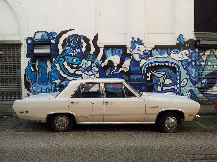 Chrysler auto - 1969 Chrysler Valiant Signet
