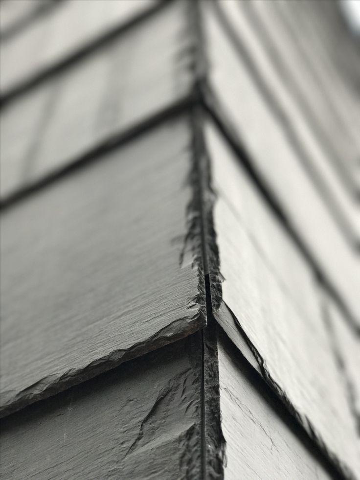Стена из природного камня / кровельный сланец Welsh Slate Cwt-y-Bugail 40x25 cm Capital grade 5,2 mm