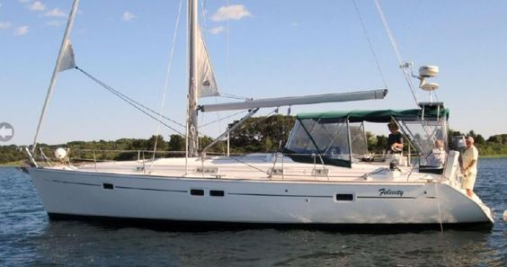 1999 Beneteau 411 Sail Boat For Sale - www.yachtworld.com