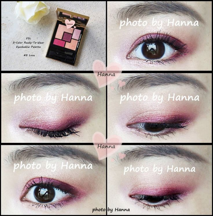 30 best hannas makeup looks images on pinterest eyeshadow ysl 5 color ready to wear eyeshadow palette no9 ccuart Gallery