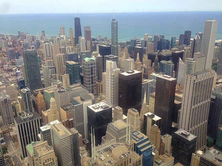 95th floor in Chicago