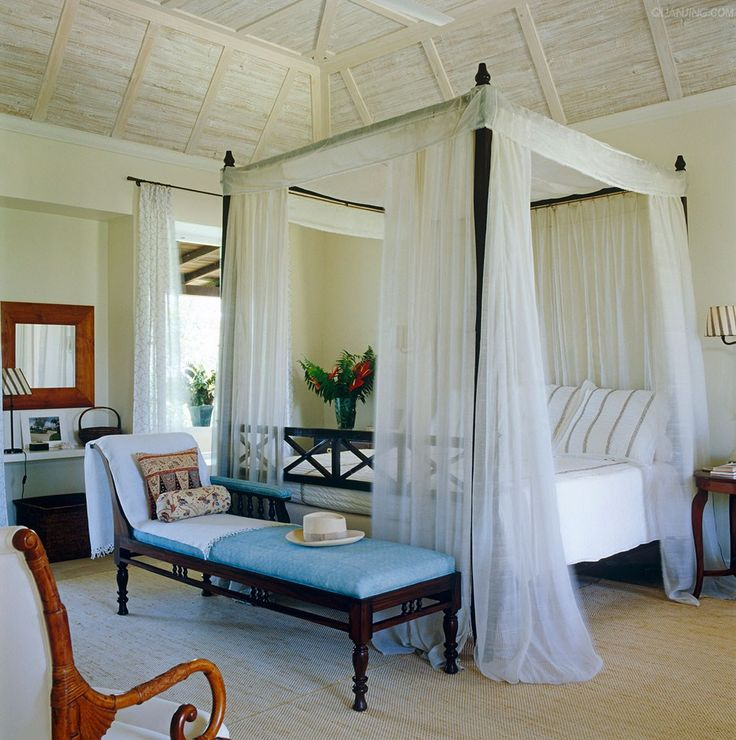 Green Canopy Decor: 1000+ Images About Canopy Beds & Draped Beds On Pinterest