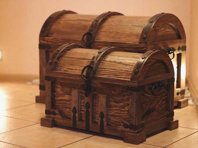 Декоративные сундуки из дерева ручной работы в интерьере #likstudio #wood #woodworking #woodart #handmade #eco #rustic #homedecor #interiordesign