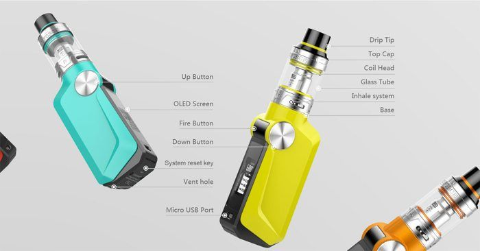 Voopoo Mojo Preview - Reset Your Mojo!   vaping   Electronic