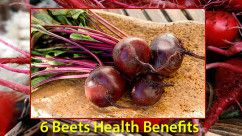 JUST BEET IT: 6 POWERFUL HEALTH BENEFITS OFFERED BY BEETS. If you want to boost energy levels while detoxing simultaneously, look no further than the beetroot. Here are just six beets health benefits, though know that this root vegetable has much more to offer.