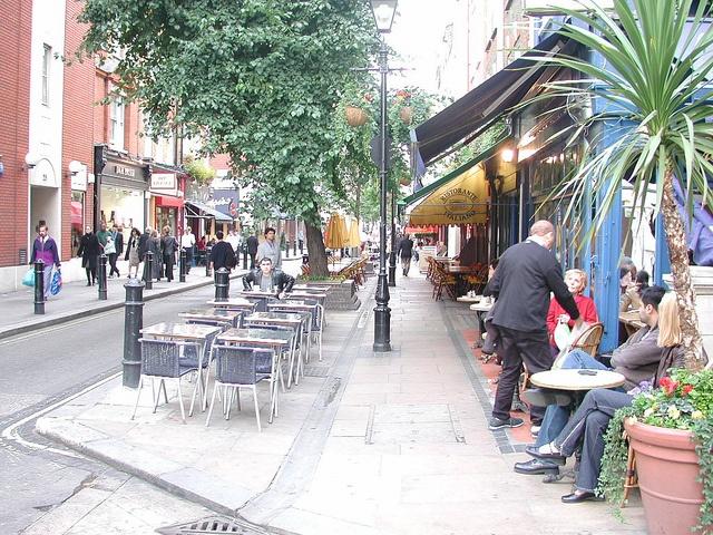 Street - StChristophersPlace 2, via Flickr.