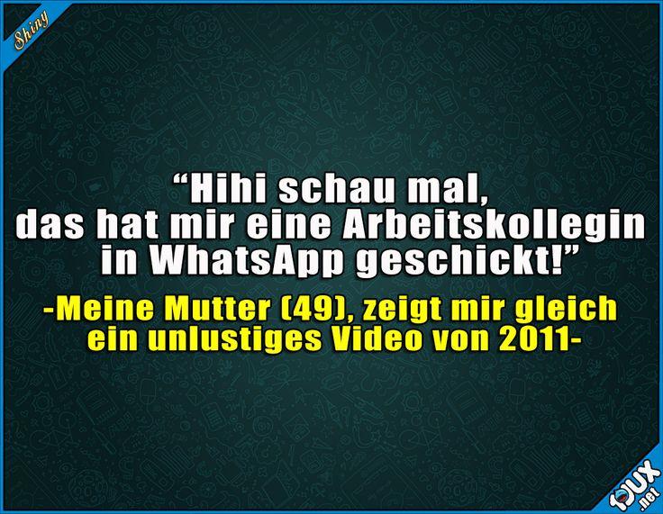 """Eltern und ihre """"lustigen"""" Videos ^^' Lustige Sprüche / Lustige Bilder #Humor #Sprüche #lustig #1jux #lustigeBilder #lustigeSprüche #Jodel #WhatsApp #Eltern #sowahr #trotzdemsüß"""