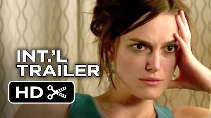 Keira Knightley doesn't want to grow up. Check out a new international Trailer for 'Laggies'.