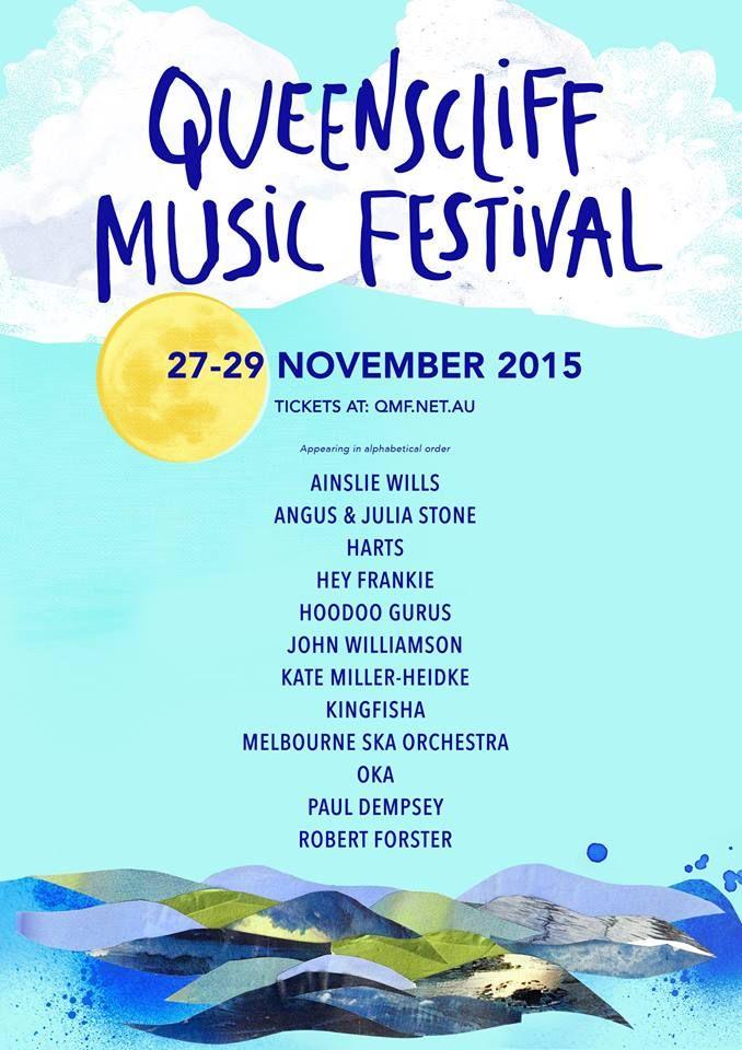 Queenscliff Music Festival 2015