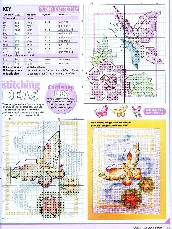 Gallery.ru / Фото #5 - Cross Stitch Card Shop 18 - WhiteAngel