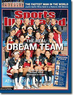 USA Women's Softball - Aka:Total Domination