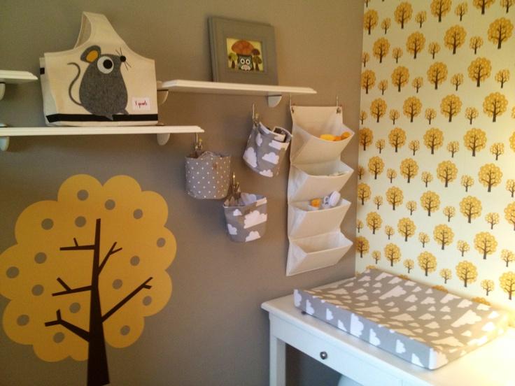 Ferm Living 'Dotty' design nursery - finally finished!