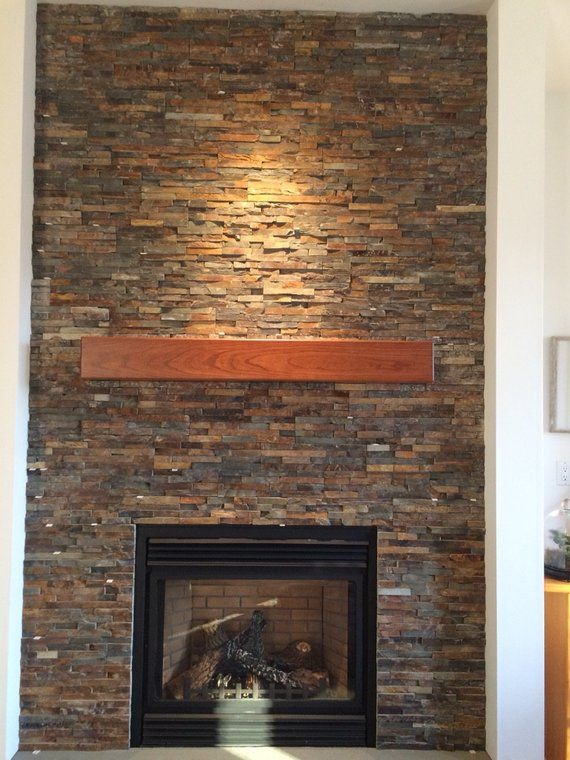 Enjoyable Modern Cherry Wood Mantel 4 Foot Fireplace Mantle Ready Home Interior And Landscaping Elinuenasavecom