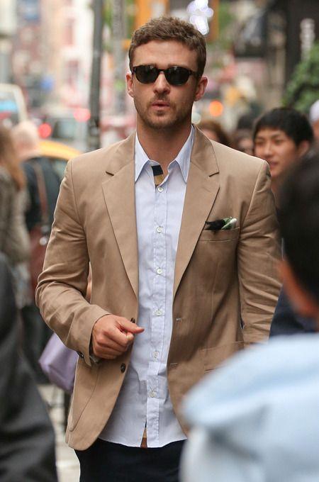 Одеться как Джастин Тимберлейк