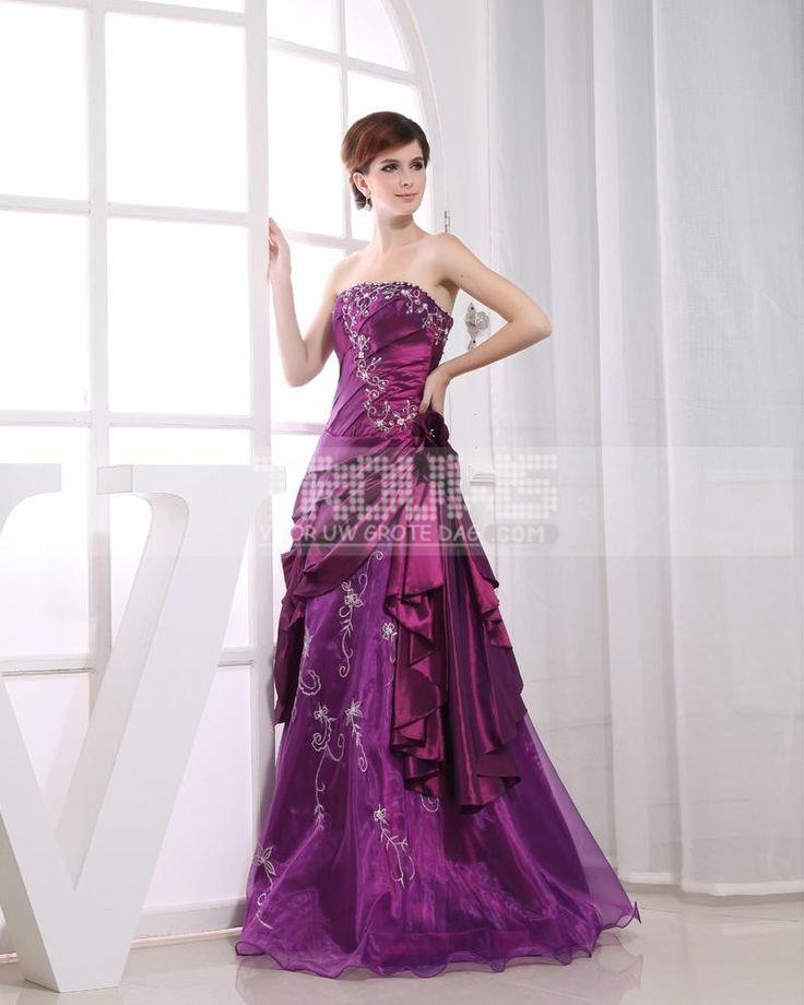 Mejores 56 imágenes de jurken en Pinterest | Vestidos bonitos ...