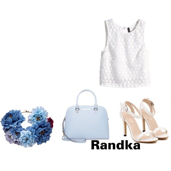 vcb by anna-mikolajczuk on Polyvore featuring uroda, MICHAEL Michael Kors and H&M
