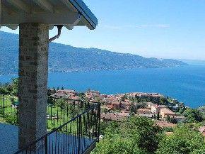 Borgo le Vigne Ferienwohnungen mit Pool und Seesicht in Tignale am Westufer des Gardasees