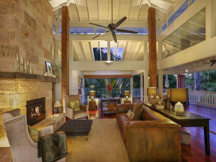 A Walter Barda Designed Beach House in Avalon | Desire Empire