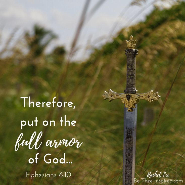 Praying the Armor of God Verses Over Your Ministry