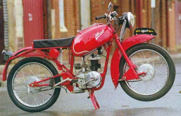 1950 Tilbrook Classic Motorcycle
