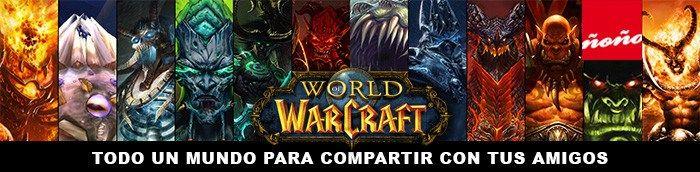 World of Warcraft; literalmente, un mundo en guerra - portal #Ñoño ---.-.-.-.---.-.-.-. .-.--.-. -.-.- .- . -. -. -. -.  -.-...-.-.-   World of Warcraft, o por su hashatg #WoW, es un súper cool videojuego multijugador en línea que revolucionó el mercado gamer a nivel mundial. Y según yo, con el mejor diseño de personajes.  #warcraft #videojuego #monografía #ñoño