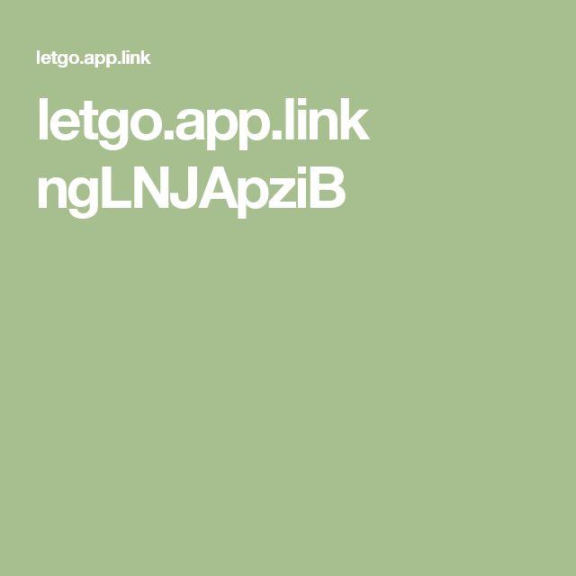 letgo.app.link ngLNJApziB