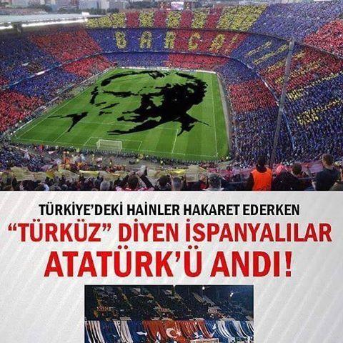 Atamıza Hakaret Edip ! Hain Vahdettin'e Atam diyenler ! Ya Rum ! Ya Ermeni ! Ya da İngiliz dölüdür ! Ve de Kurtuluş Savaşından bu yana içlerinde ki yenilgi duygusunu asla unutamamış piçlerdir !