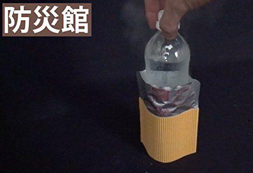 これがあれば安心|災害時 赤ちゃんのミルク作りに使える簡単湯沸かし器POT(5回セット)×3個組(15回分|@74... https://www.amazon.co.jp/dp/B01F81RILO/ref=cm_sw_r_pi_dp_RM6oxbX98ZB8K