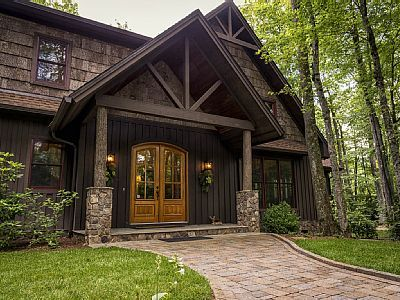 House vacation rental in Blowing Rock, NC, USA from VRBO.com! #vacation #rental #travel #vrbo