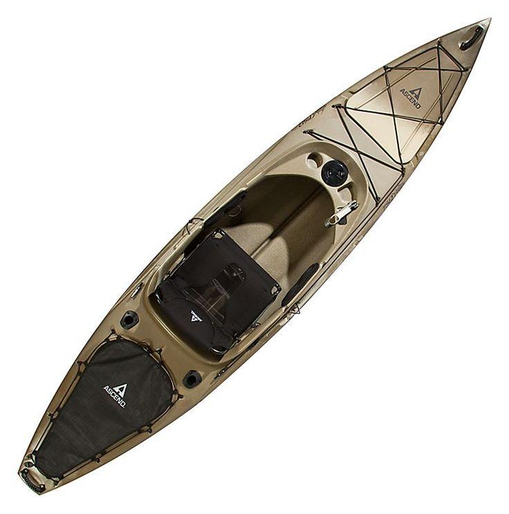 15 best kayaks images on pinterest kayaking kayaks and for Best bass fishing kayak