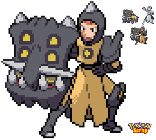 Bastiodon Gijinka Pokemon Alt Pinterest Pokemon Fusion Pok 233 Mon And Pokemon Mix