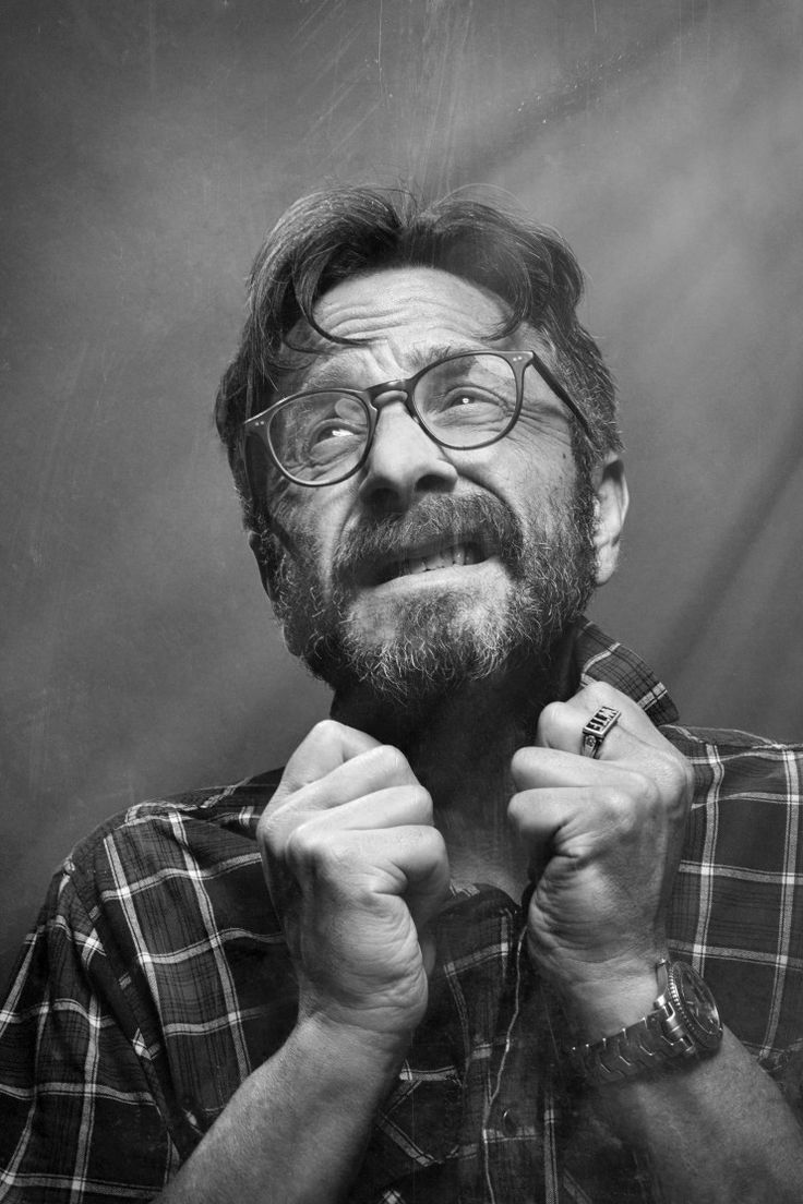 Marc Maron | How an angry comic who had a coke habit became the Barbara Walters of podcasts - The Washington Post